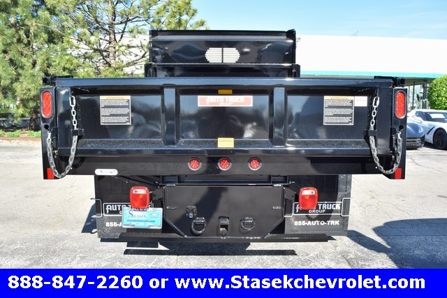 2017 Silverado 3500 Regular Cab, Rugby Dump Body #168558 - photo 12