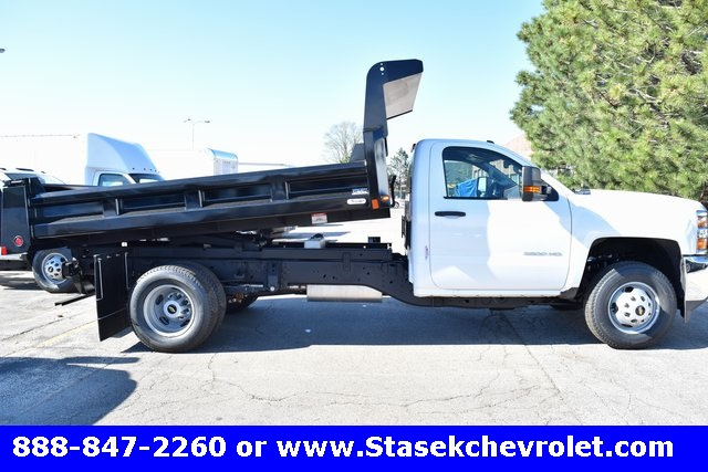 2017 Silverado 3500 Regular Cab, Rugby Dump Body #168558 - photo 18
