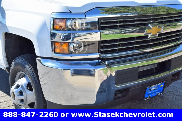 2017 Silverado 3500 Regular Cab, Rugby Dump Body #168558 - photo 4
