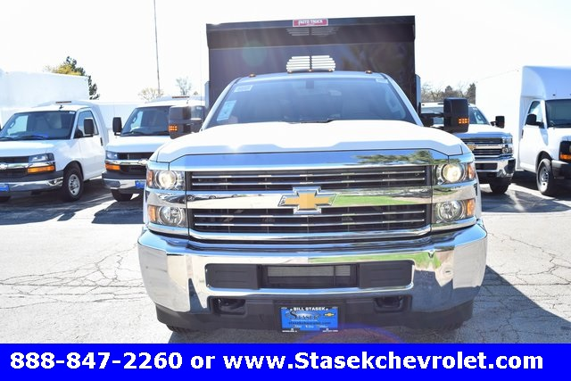 2017 Silverado 3500 Regular Cab, Rugby Dump Body #168558 - photo 5