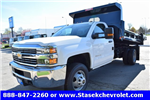 2017 Silverado 3500 Regular Cab, Rugby Dump Body #168558 - photo 1