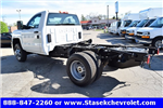 2017 Silverado 3500 Regular Cab 4x4, Cab Chassis #168584 - photo 1