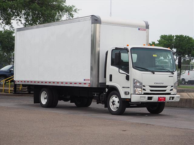 2020 Isuzu NPR-HD Regular Cab 4x2, Morgan Dry Freight #LS800989 - photo 1