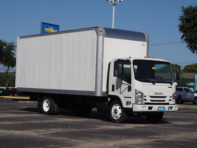 2020 Isuzu NPR-HD Regular Cab 4x2, Supreme Dry Freight #LS801117 - photo 1