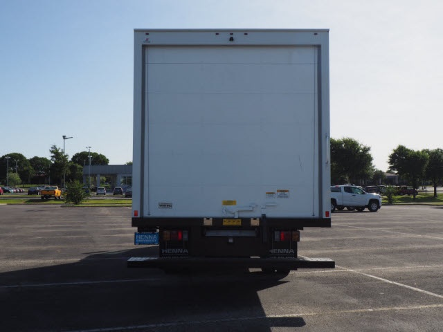 2020 Isuzu NPR-HD Regular Cab 4x2, Supreme Dry Freight #LS802515 - photo 7