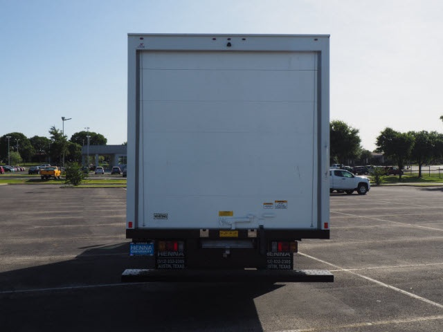 2020 Isuzu NPR-HD Regular Cab 4x2, Supreme Dry Freight #LS802515 - photo 8