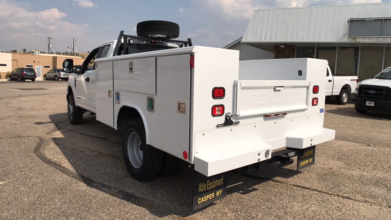 2017 F-350 Super Cab DRW 4x4, Reading Service Body #HEB80944 - photo 5