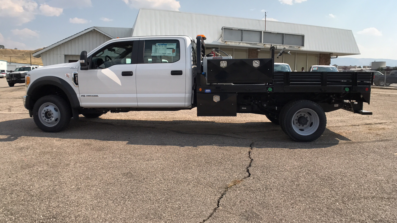 2017 F-450 Crew Cab DRW 4x4, Freedom Platform Body #HEC04051 - photo 6