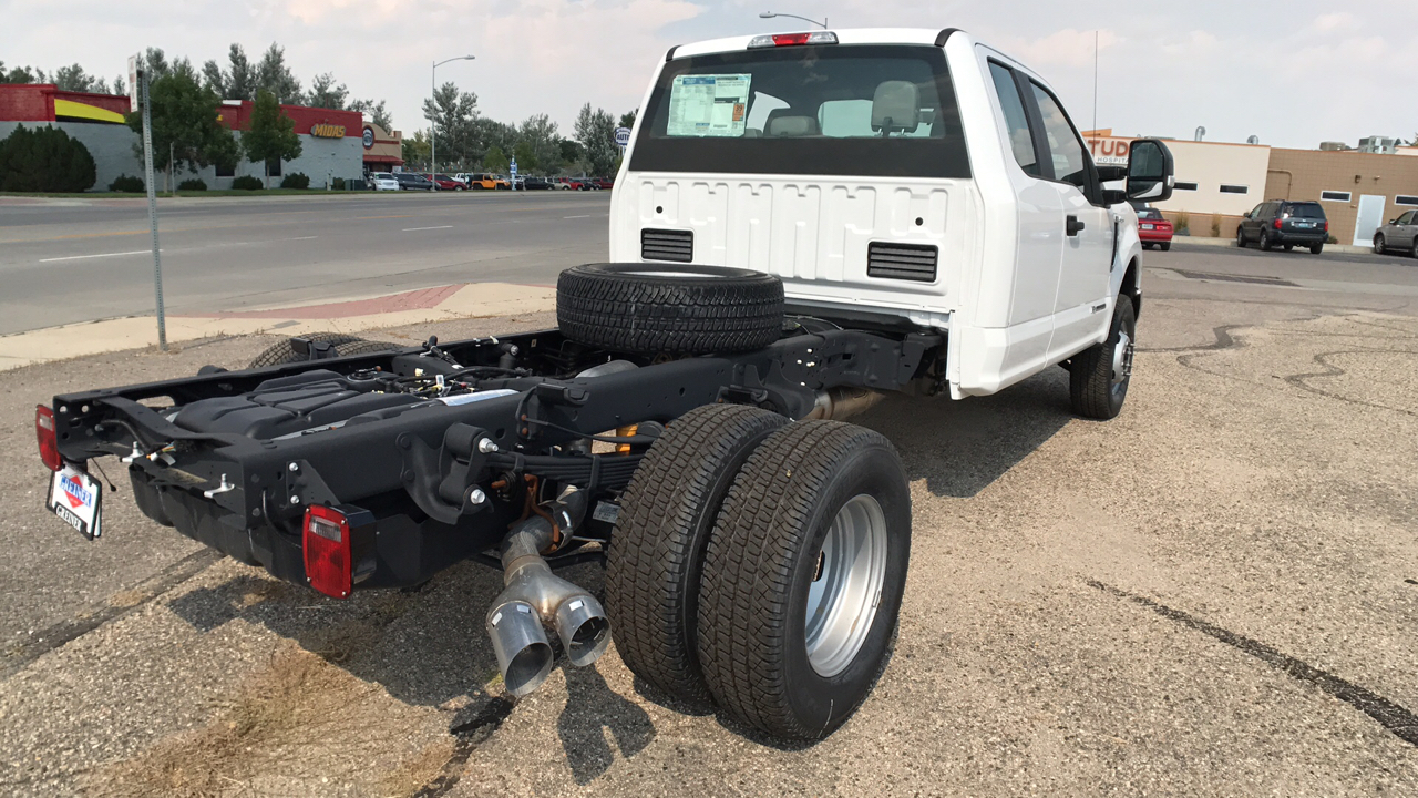 2017 F-350 Super Cab DRW 4x4, Cab Chassis #HEC11410 - photo 2