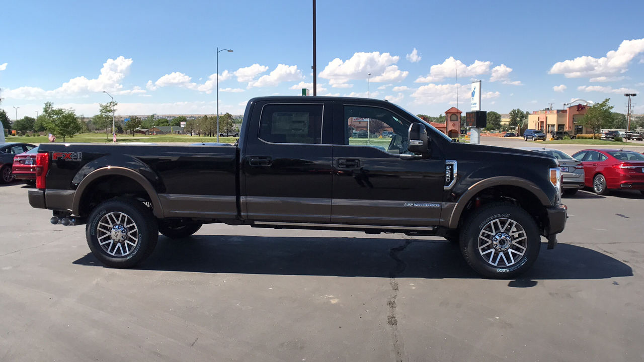 2017 F-250 Crew Cab 4x4, Pickup #HEE18681 - photo 3