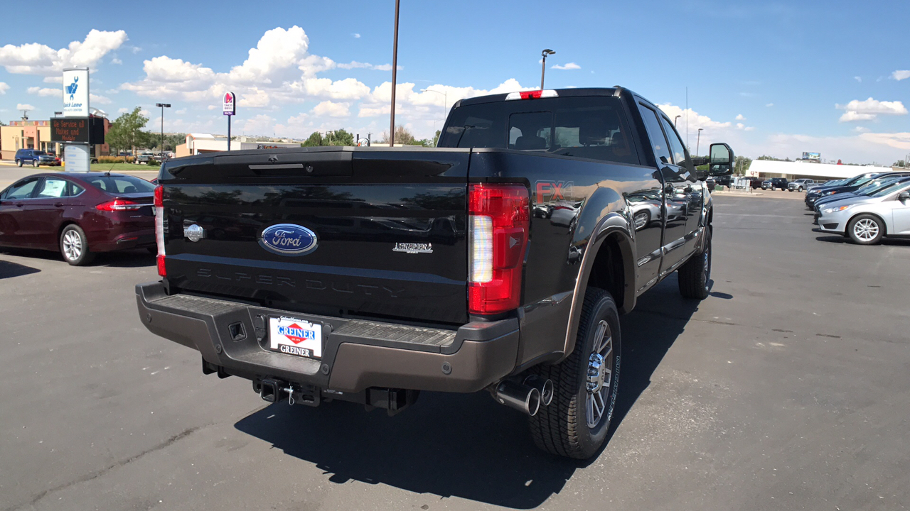 2017 F-250 Crew Cab 4x4, Pickup #HEE18681 - photo 2