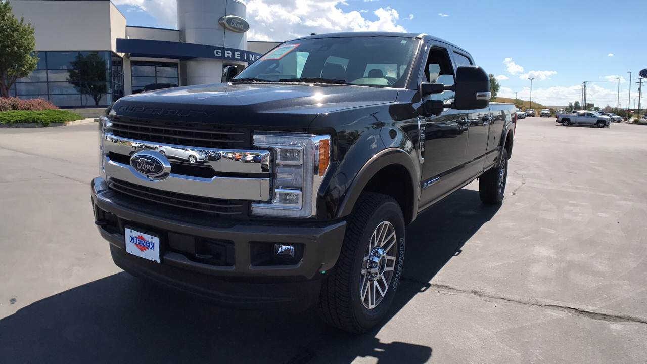 2017 F-250 Crew Cab 4x4, Pickup #HEE18681 - photo 7