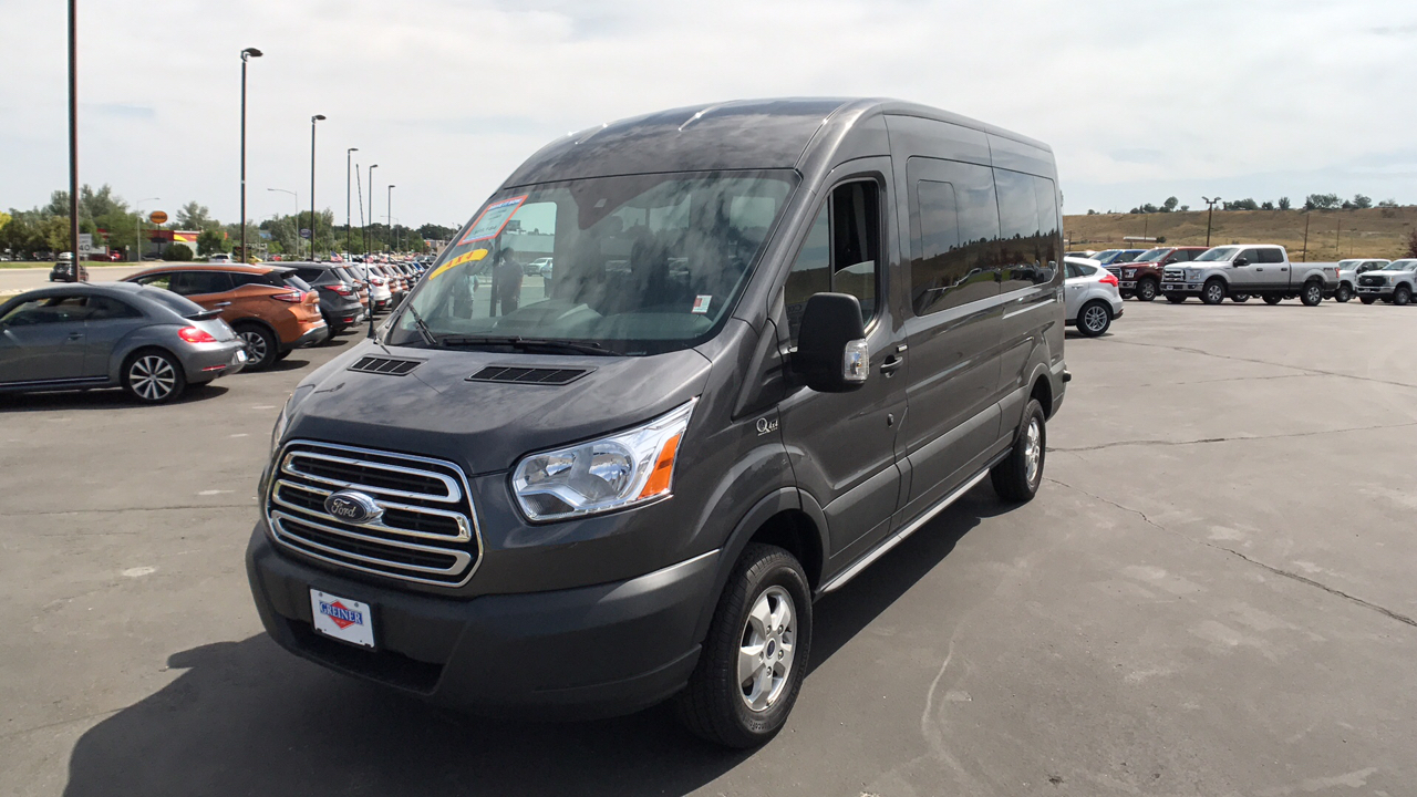 2017 Transit 350 Medium Roof, Passenger Wagon #HKA80844 - photo 7