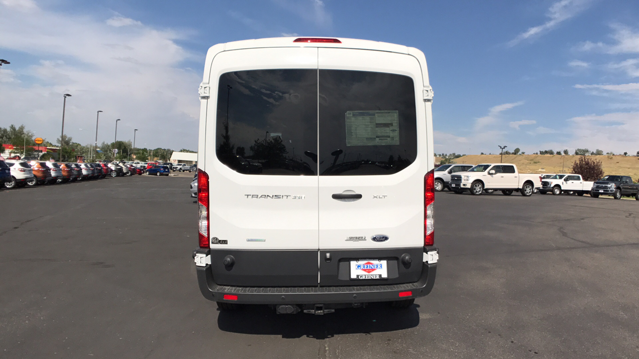 2017 Transit 350 Medium Roof, Passenger Wagon #HKA86533 - photo 4