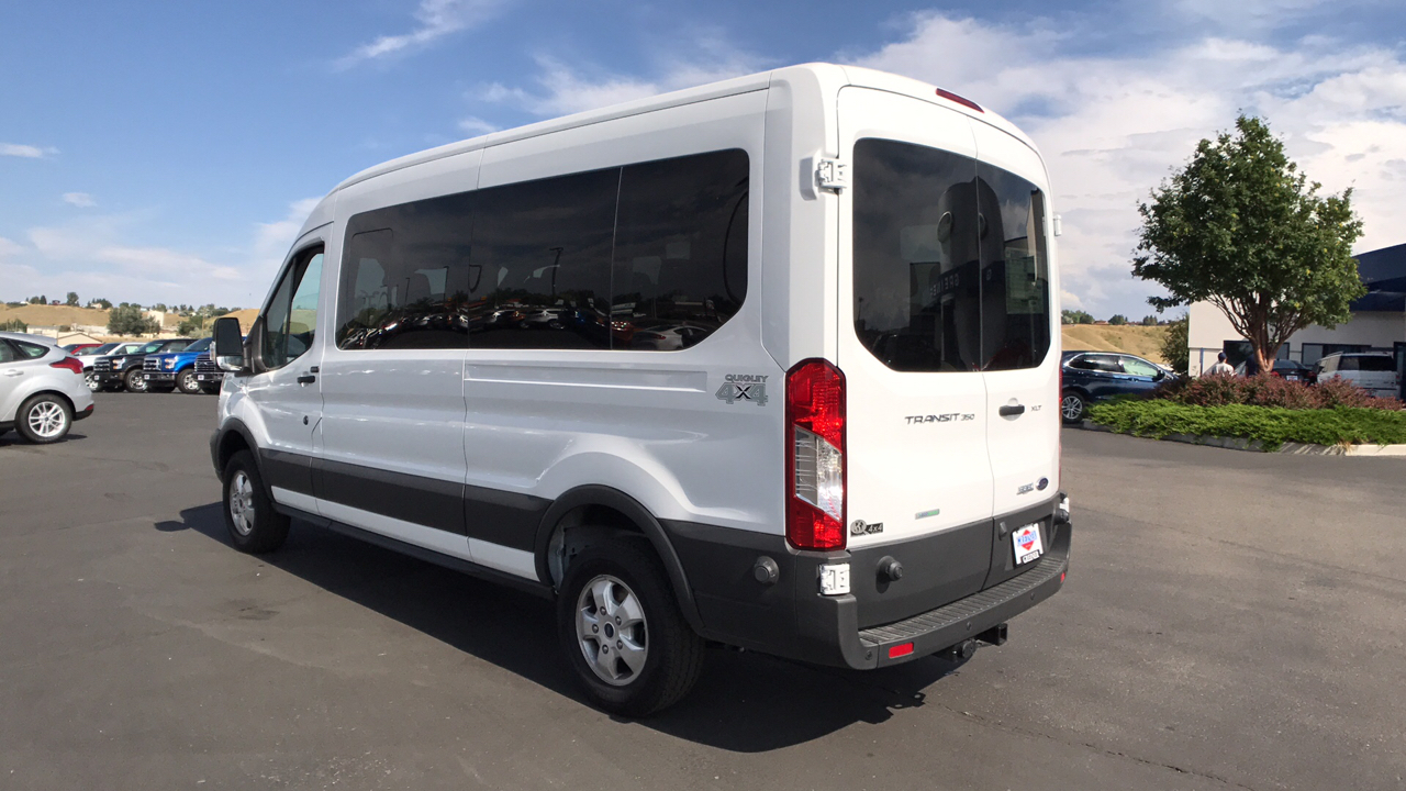 2017 Transit 350 Medium Roof, Passenger Wagon #HKA86533 - photo 5