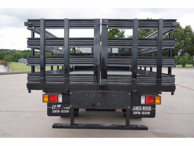 2020 Isuzu NPR-HD Regular Cab 4x2, General Truck Body Platform Body #203928 - photo 1