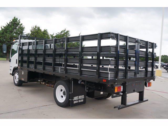 2020 Isuzu NPR-HD Regular Cab 4x2, General Truck Body Platform Body #203928 - photo 7
