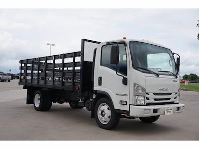 2020 Isuzu NPR-HD Regular Cab 4x2, General Truck Body Platform Body #203928 - photo 4