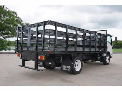 2020 Isuzu NPR-HD Regular Cab 4x2, General Truck Body Platform Body #203928 - photo 6