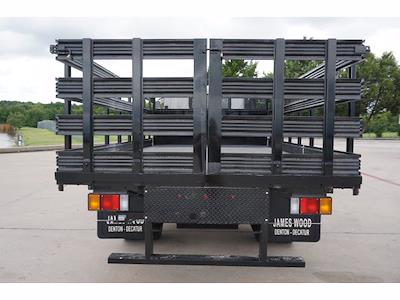 2020 Isuzu NPR-HD Regular Cab 4x2, General Truck Body Platform Body #203928 - photo 2