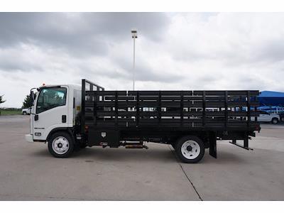 2020 Isuzu NPR-HD Regular Cab 4x2, General Truck Body Platform Body #203928 - photo 8