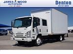 2021 NPR-HD 4x2,  Default Lyncoach Truck Bodies Dry Freight #212713 - photo 1