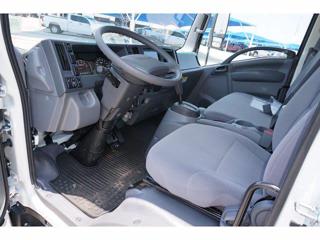 2021 Isuzu NPR-HD 4x2, RhinoPro Truck Outfitters Dovetail Landscape #212738 - photo 14