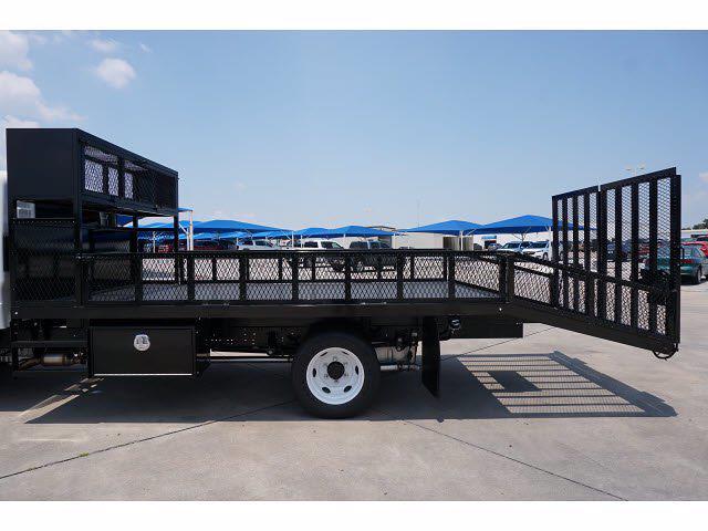 2021 Isuzu NPR-HD 4x2, RhinoPro Truck Outfitters Dovetail Landscape #212738 - photo 9