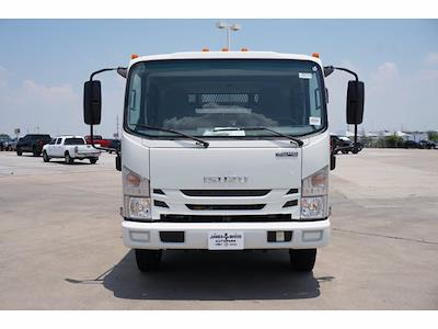 2021 Isuzu NPR-HD 4x2, RhinoPro Truck Outfitters Dovetail Landscape #212738 - photo 3