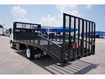 2021 Isuzu NPR-HD 4x2, RhinoPro Truck Outfitters Dovetail Landscape #212738 - photo 2
