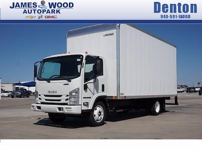 2021 NPR-HD 4x2,  Default Lyncoach Truck Bodies Dry Freight #212783 - photo 1