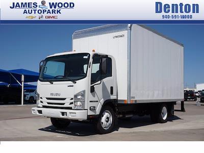 2021 NPR-HD 4x2,  Default Lyncoach Truck Bodies Dry Freight #213024 - photo 1