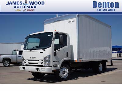 2021 NPR-HD 4x2,  Default Lyncoach Truck Bodies Dry Freight #213028 - photo 1