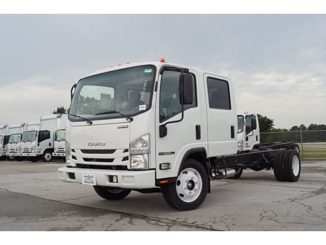 2018 NPR-HD Crew Cab, Cab Chassis #282579 - photo 1