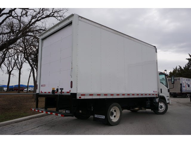 2019 Isuzu NPR-HD Regular Cab 4x2, Morgan Dry Freight #292944 - photo 1
