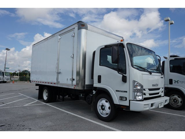 2019 Isuzu NPR-HD Regular Cab 4x2, Morgan Dry Freight #292945 - photo 1