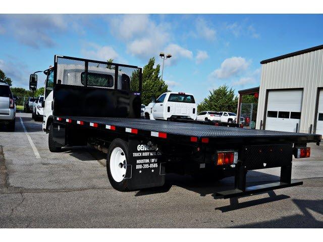 2019 Isuzu NPR-HD Regular Cab 4x2, General Truck Body Platform Body #293117 - photo 1