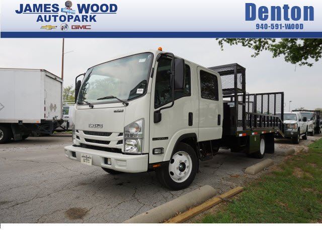 2019 Isuzu NPR-HD Crew Cab 4x2, Cab Chassis #293166 - photo 1