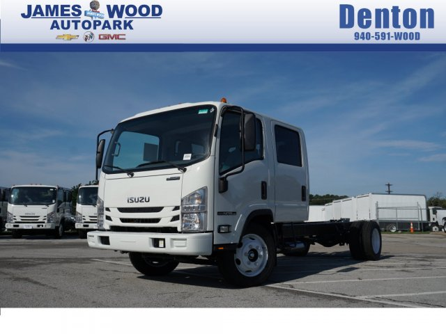 2019 Isuzu NPR-HD Crew Cab 4x2, Cab Chassis #293191 - photo 1