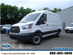 2018 Transit 250 Med Roof 4x2,  Empty Cargo Van #52875 - photo 1