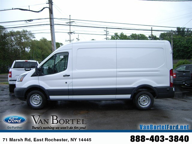2018 Transit 250 Med Roof 4x2,  Empty Cargo Van #53177 - photo 4