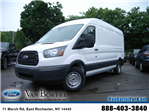 2018 Transit 250 Med Roof 4x2,  Empty Cargo Van #53177 - photo 1