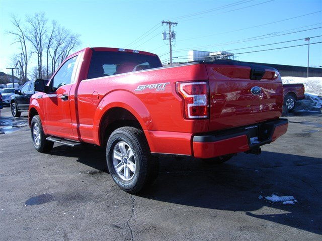2018 F-150 Regular Cab 4x4,  Pickup #53731 - photo 1