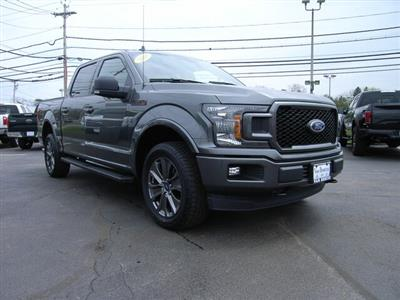 2018 F-150 SuperCrew Cab 4x4,  Pickup #53993A - photo 9