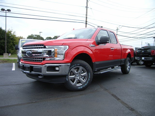 2018 F-150 Super Cab 4x4,  Pickup #54063 - photo 1
