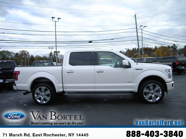2016 F-150 SuperCrew Cab 4x4,  Pickup #54180A - photo 10