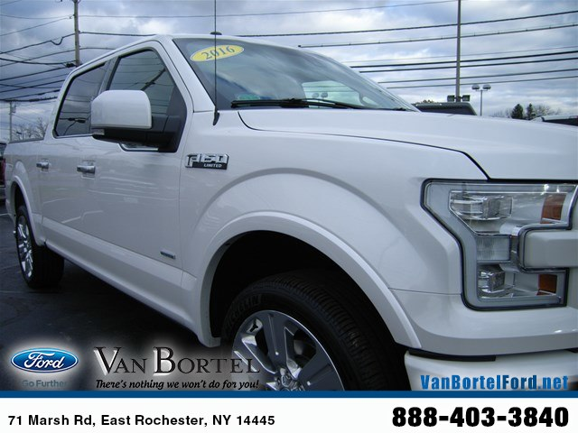 2016 F-150 SuperCrew Cab 4x4,  Pickup #54180A - photo 13