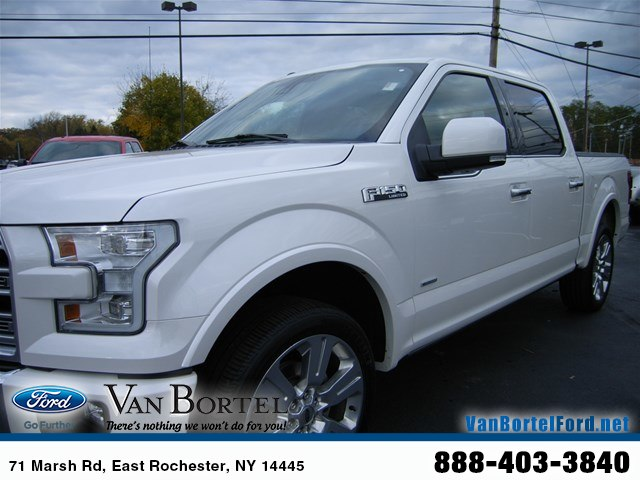 2016 F-150 SuperCrew Cab 4x4,  Pickup #54180A - photo 14