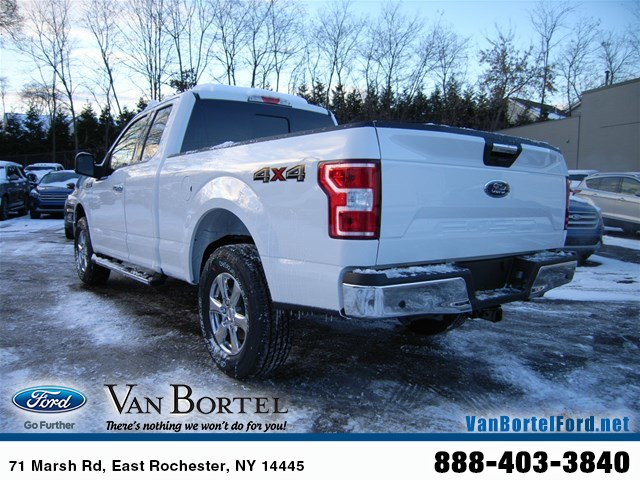 2018 F-150 Super Cab 4x4,  Pickup #54466 - photo 1