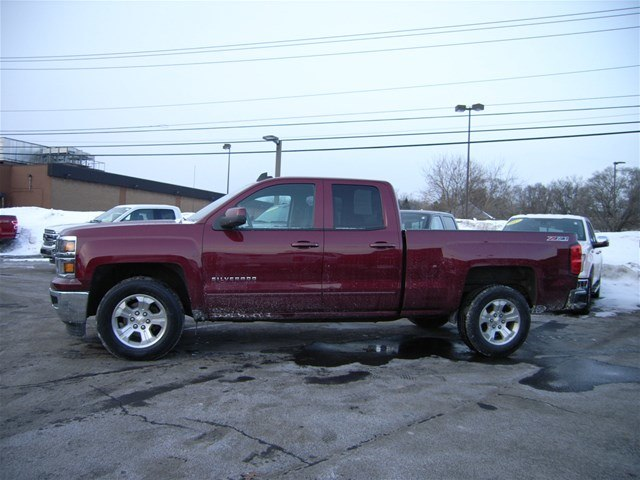 2015 Silverado 1500 Double Cab 4x4,  Pickup #54737A - photo 6